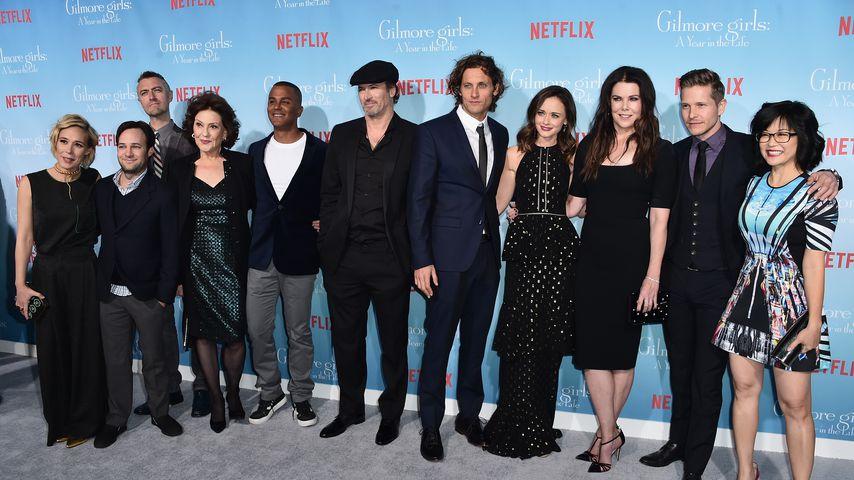 """Der """"Gilmore Girls""""-Cast"""