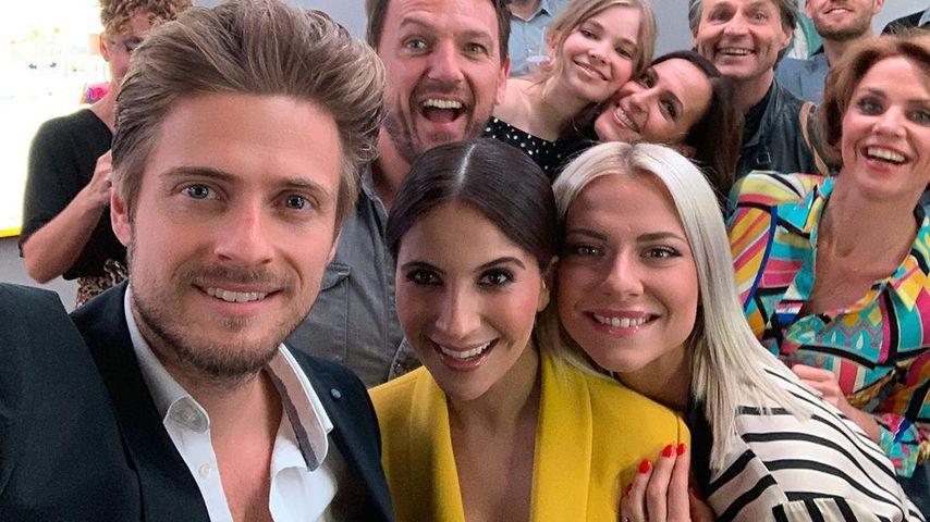 Der GZSZ-Cast im Juli 2020