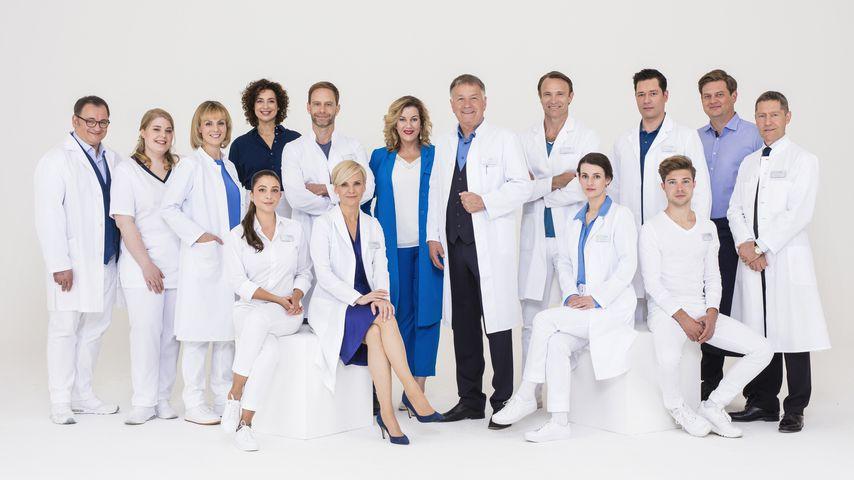 """Der """"In aller Freundschaft""""-Cast"""