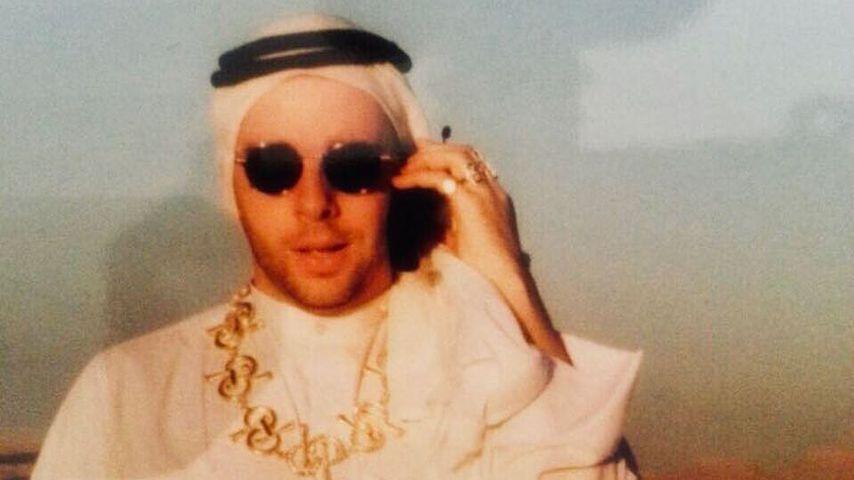 Kaum zu erkennen: So sah Harald Glööckler vor 24 Jahren aus