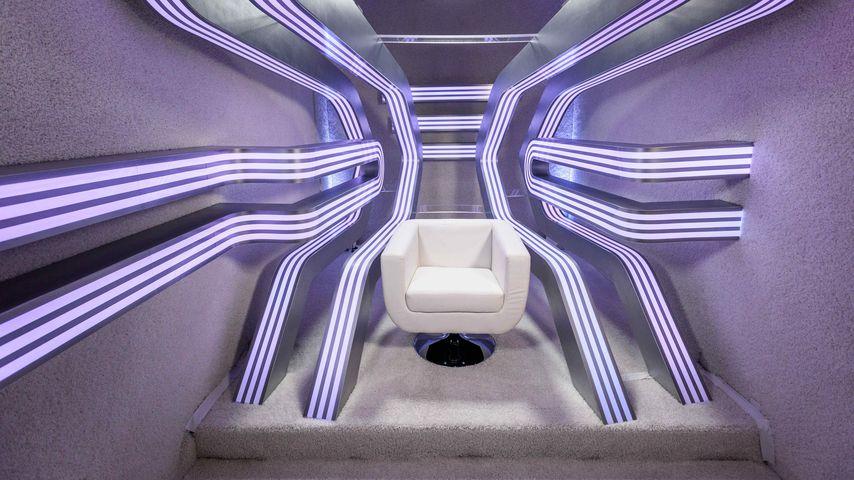 """Der Luxusbereich des """"Promi Big Brother""""-Hauses 2016"""