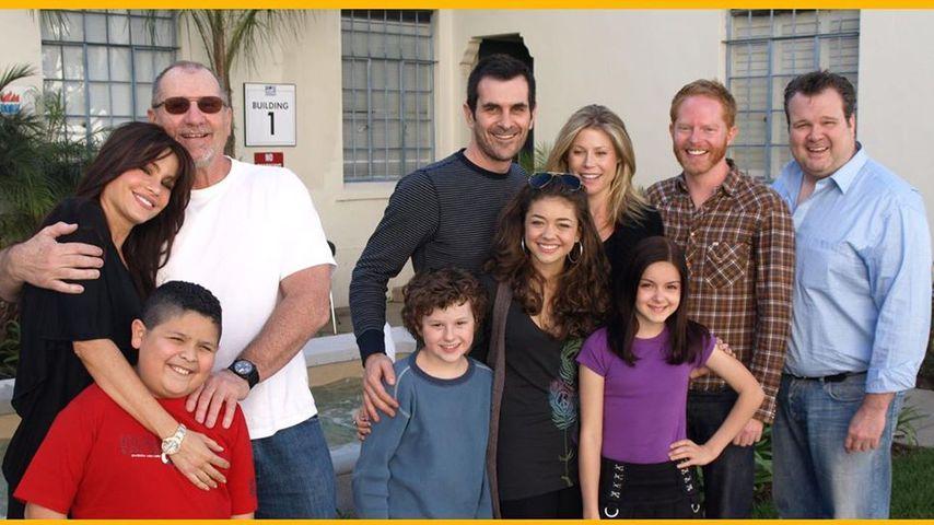 """Der """"Modern Family""""-Cast 2009 und 2019"""