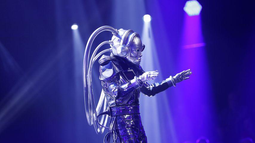 """Der Roboter bei """"The Masked Singer"""" 2020"""