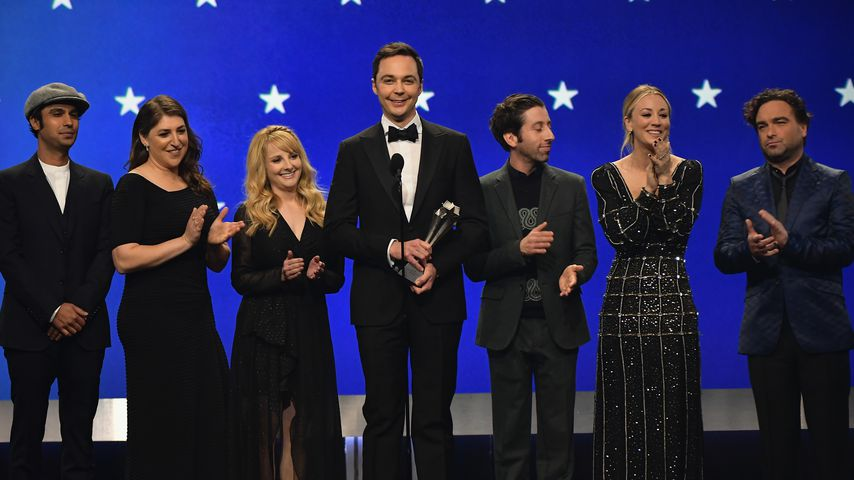 "Der ""The Big Bang Theory""-Cast"