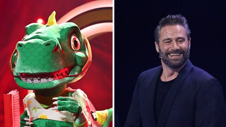 """""""The Masked Singer"""": Passen die Dino-Indizien zu Sasha?"""
