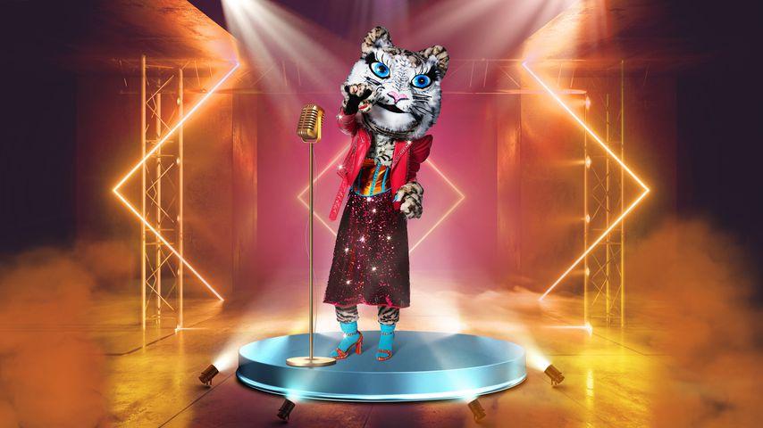 """Der Tiger von """"The Masked Singer"""""""