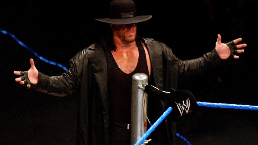 Undertaker, WWE-Star