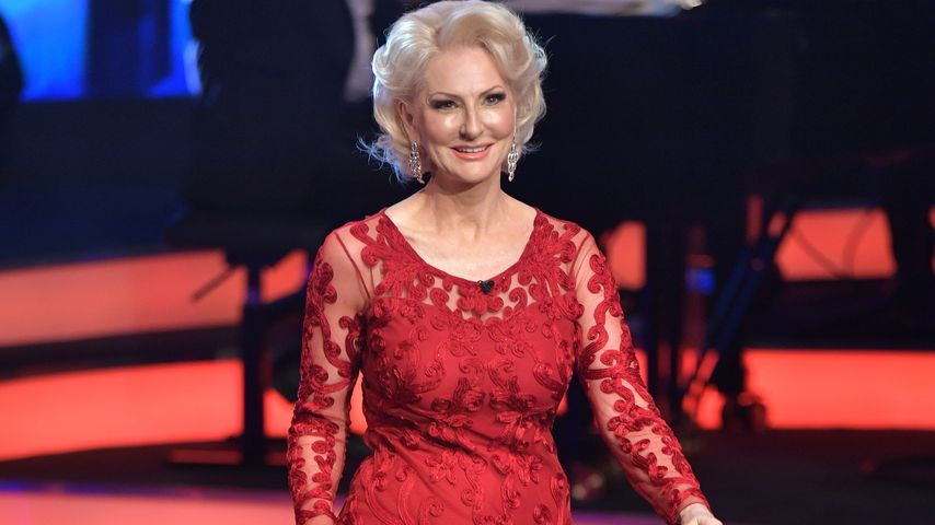 Désirée Nick beim Bayerischen Filmpreis 2019
