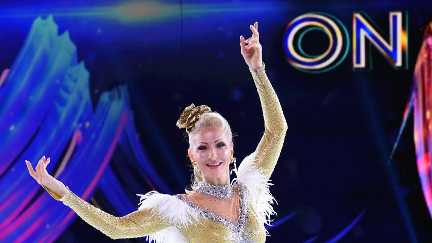 "Désirée Nick bei ""Dancing on Ice"""