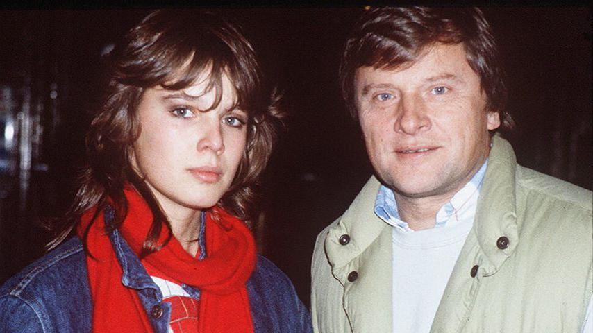 Désirée Nosbusch und Georg Bossert, 1981