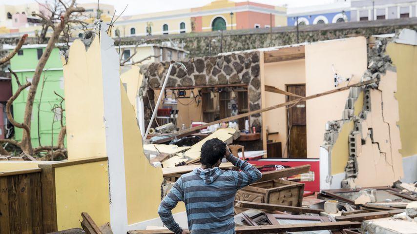 """Hurrikan in der Karibik: """"Despacito""""-Drehort zerstört!"""