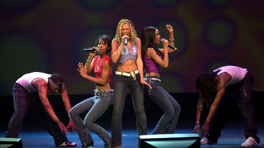 Destiny's Child im Januar 2001 in Washington