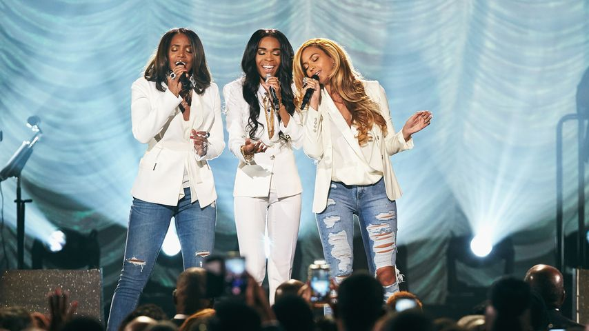 Kelly Rowland, Beyoncé und Michelle Williams