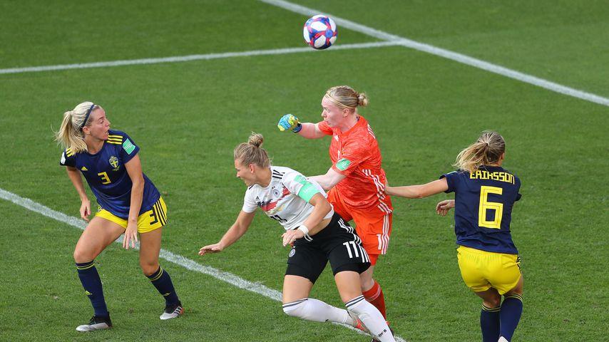 Deutschland gegen Schweden im Viertelfinale der Frauen-WM