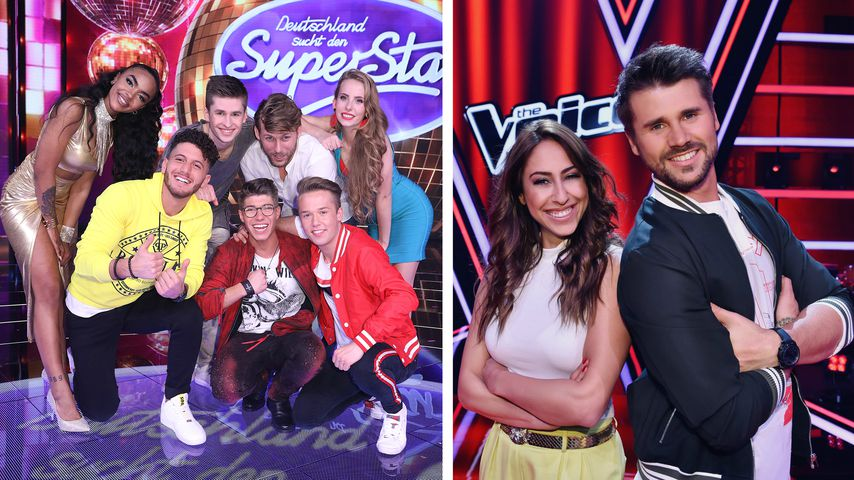"""DSDS vs. """"The Voice Kids"""": Welche Show gewinnt das Battle?"""