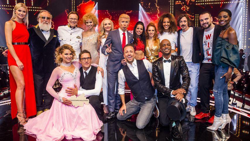 """Stars nach der 1. Show """"Deutschland tanzt"""""""