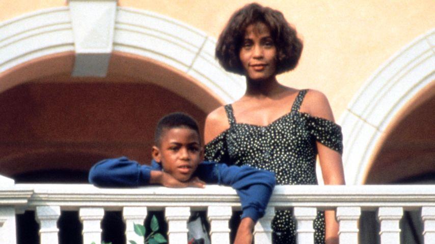 Whitney Houston und DeVaughn Nixon