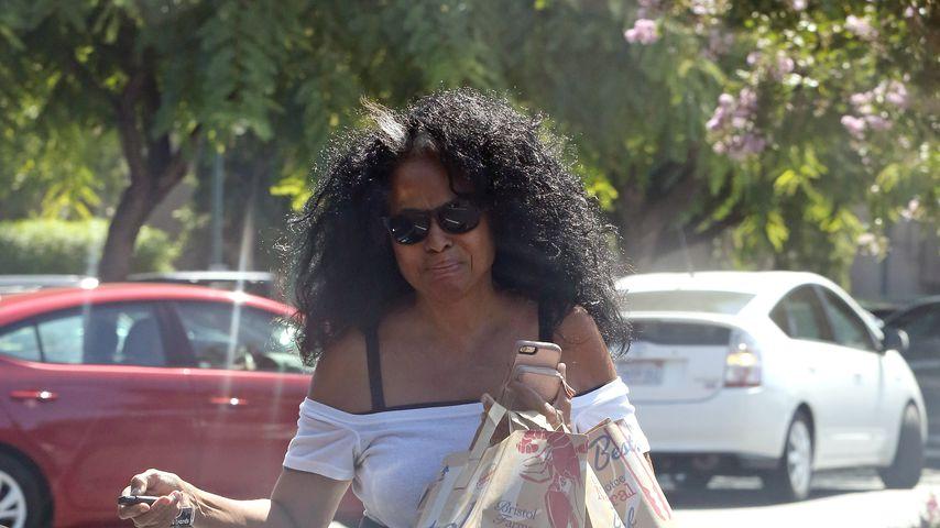 Sängerin Diana Ross, 2018