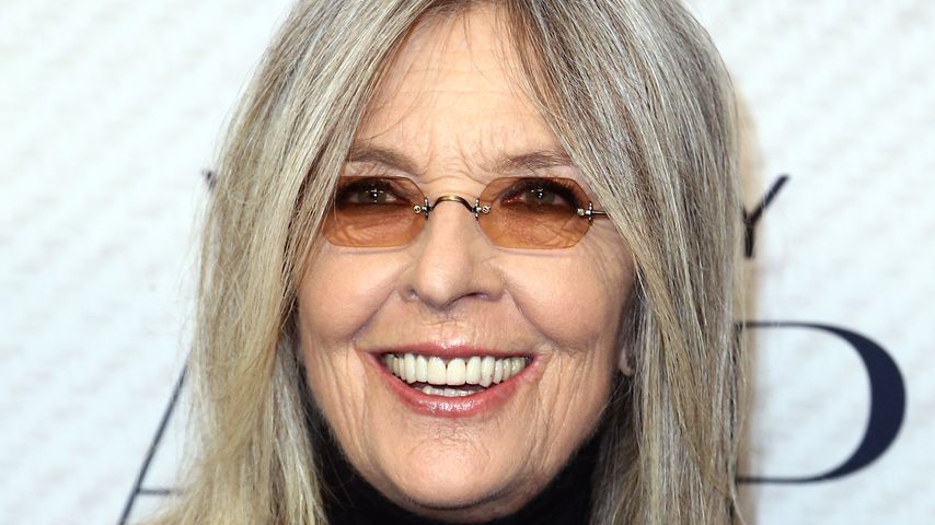 Schauspielerin Diane Keaton