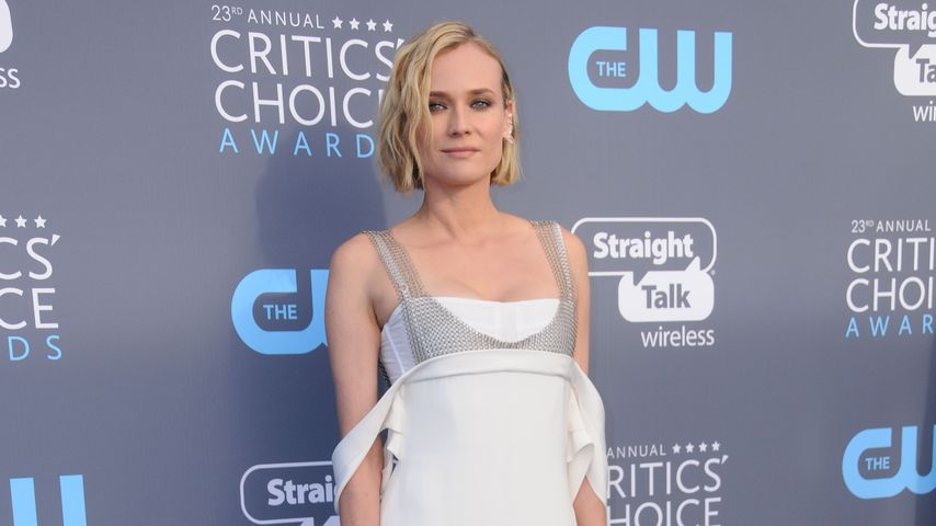Diane Kruger bei den Critics' Choice Awards 2018 in Los Angeles