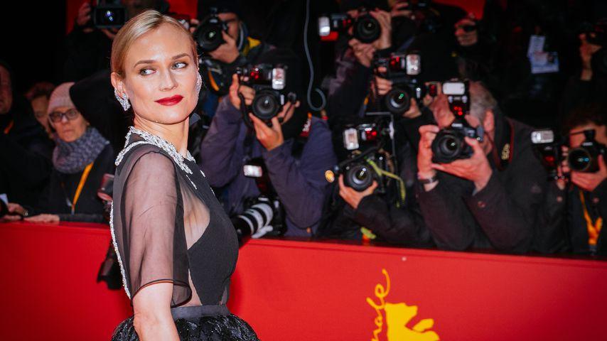 Schauspielerin Diane Kruger während der Berlinale 2019