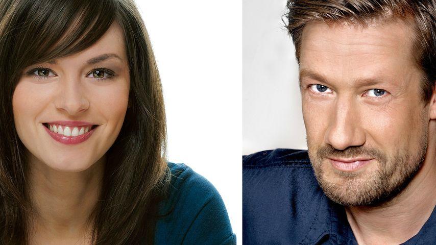 Knutsch-Alarm! Sind VL-Diane & Christoph ein Paar?