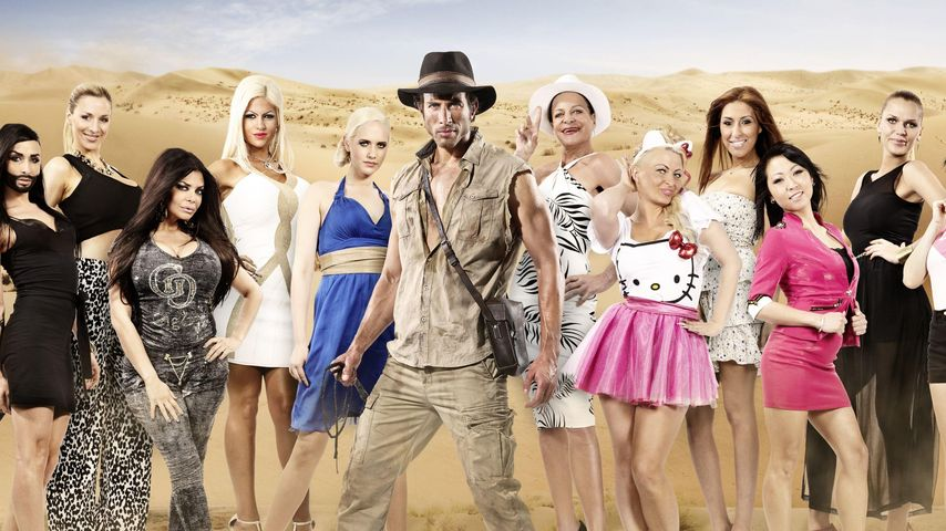 Wüstencamp: Dieser Ex-VL-Star heizt den Girls ein!
