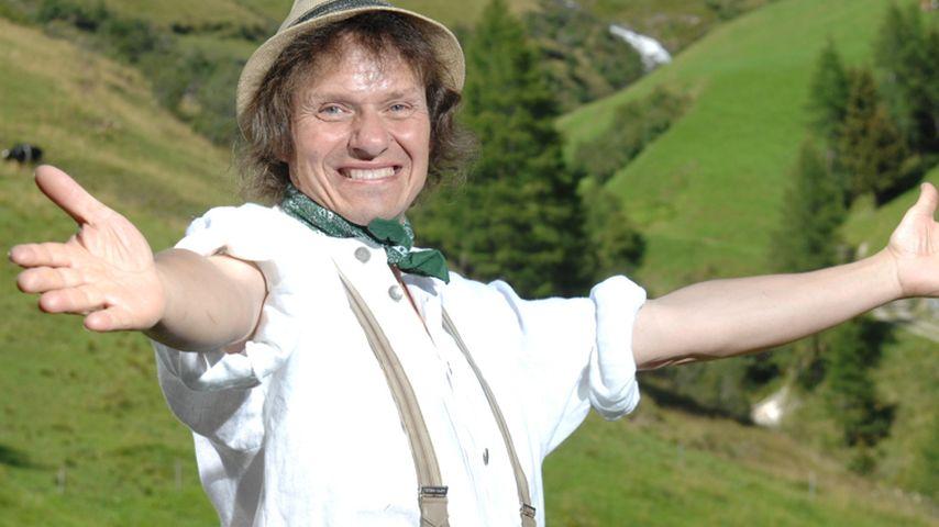 Bruder Uwe weiß: Manni wird Alm-König!