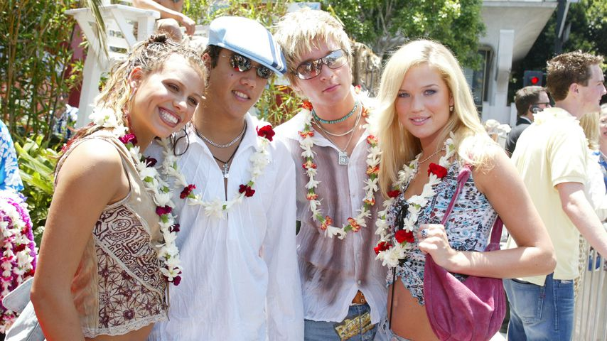 Die A*Teens in Los Angeles, 2002