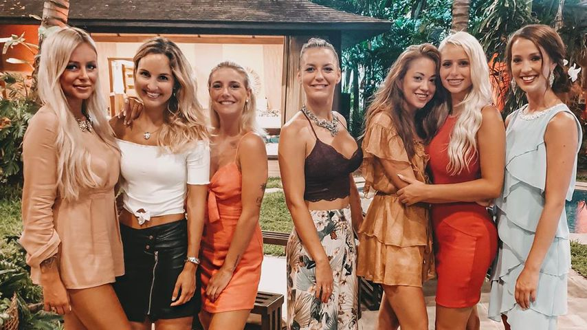 """Die """"Bachelor in Paradise""""-Ladys 2019"""