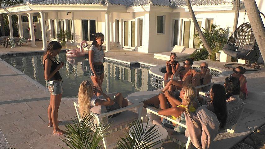Die Bachelor-Ladys in ihrer Villa in Miami