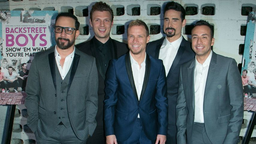 Mit Cowboy-Hut? Die Backstreet Boys tüfteln an Country-Songs