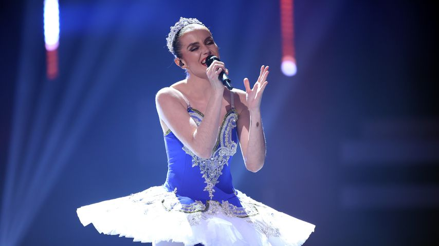 """Die """"Ballerina"""" bei """"I Can See Your Voice"""""""