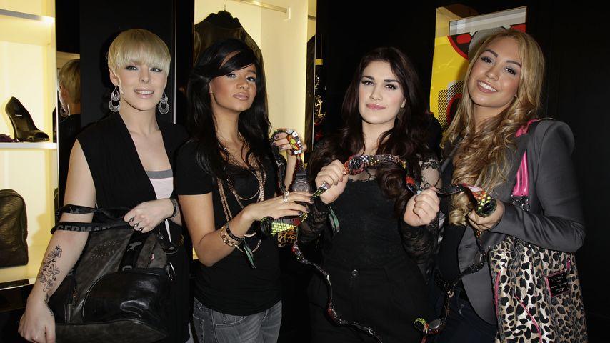 Die Band Queensberry im Jahr 2011