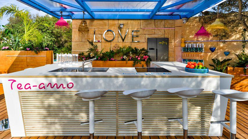 """Die Bar in der neuen """"Love Island""""-Villa"""