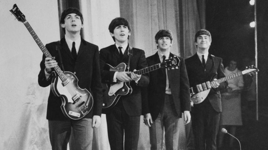 Die Beatles, 1963