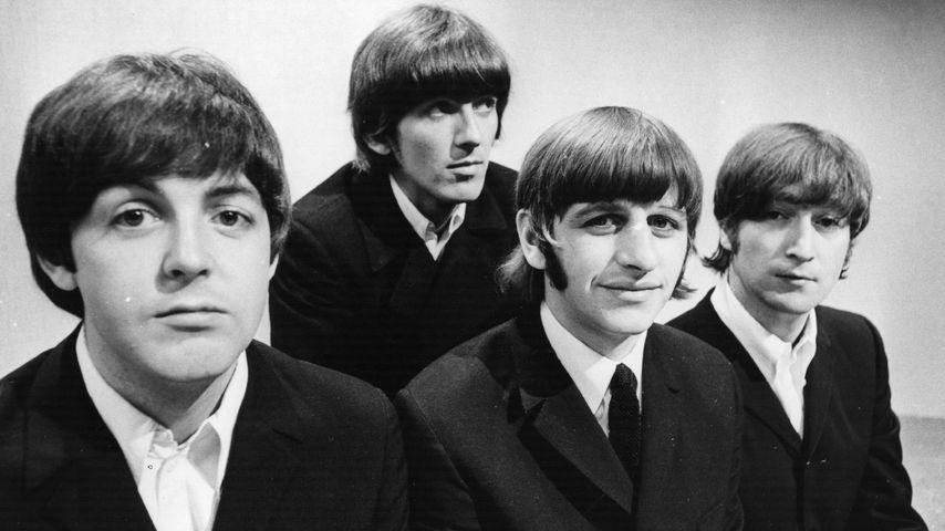Die Beatles im Juni 1966
