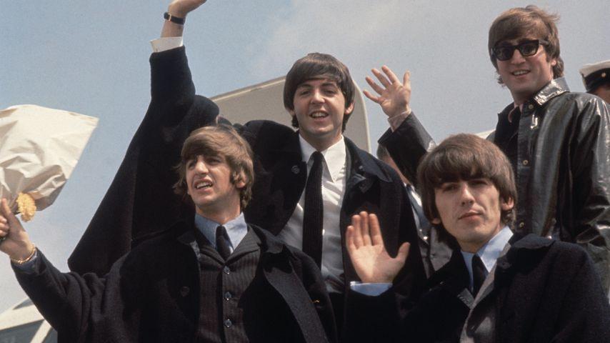 Beatles hätten George Harrison fast aus der Band geschmissen