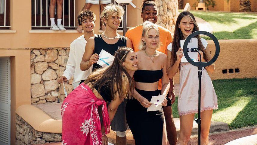 Die Bewohner des 9:16 Creator House auf Ibiza