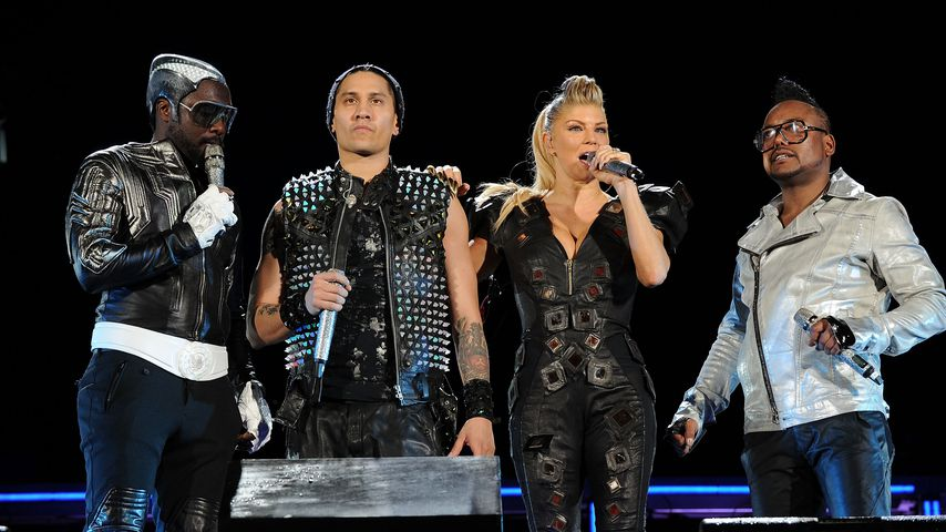 Black Eyed Peas, 2011