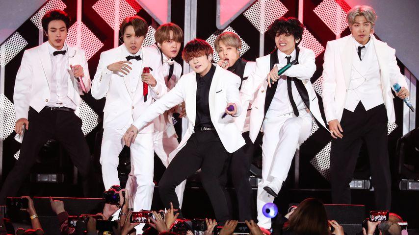BTS, Dezember 2019, L.A.