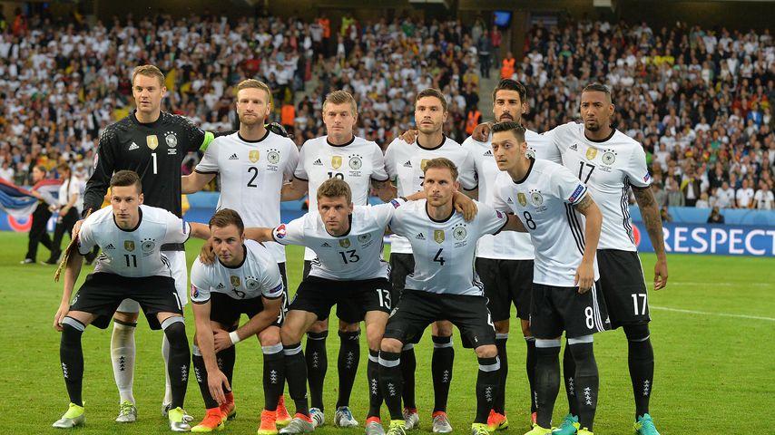 Die Deutsche Nationalmannschaft bei der EM 2016