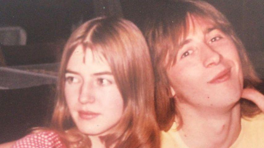 Nina Botts Eltern in jungen Jahren