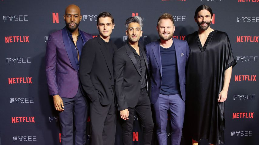 "Fab Five flippen aus! 4 Emmy-Nominierungen für ""Queer Eye"""
