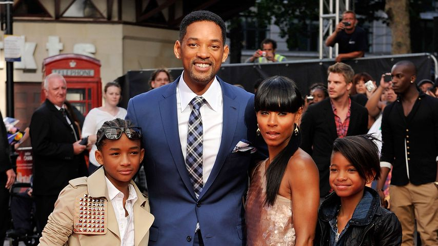 "Will Smith: Spielt Jaden in ""Men in Black IV"" mit?"