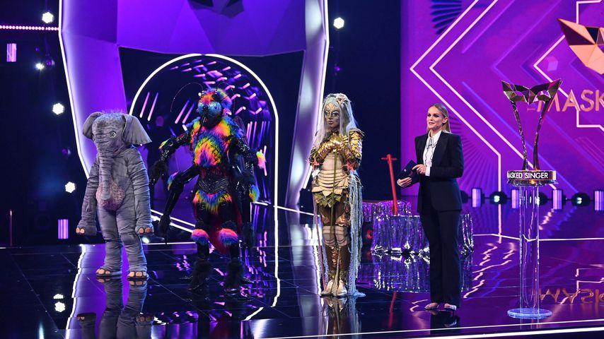 """Die Finalisten von """"The Masked Singer Austria"""" Staffel zwei"""