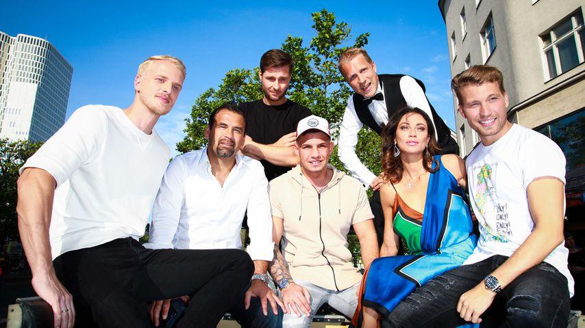 """Die """"Global Gladiators""""-Stars aus Staffel eins"""