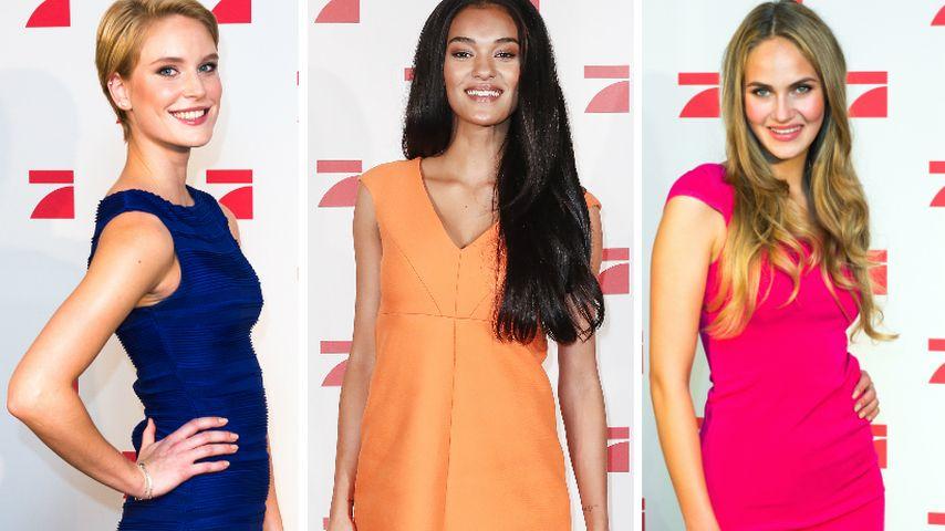 GNTM: Darum werden sie Heidi Klums schöne Finalistinnen