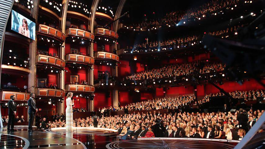 Die Oscarverleihung 2017