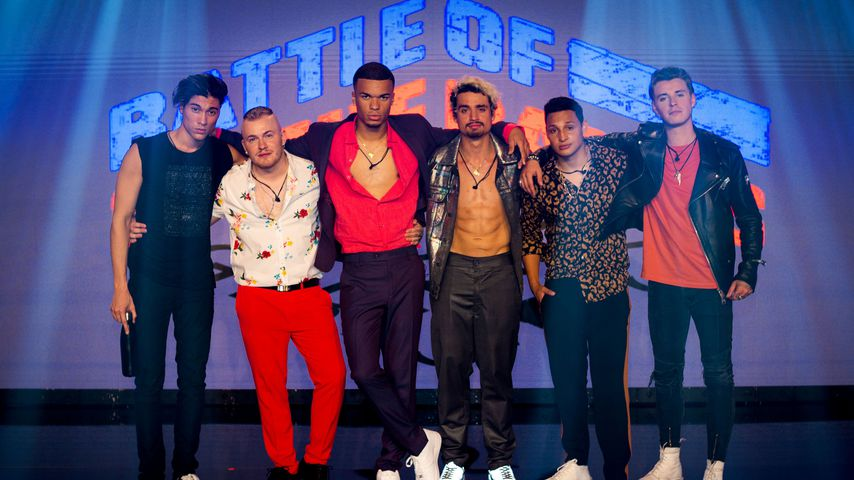 """Die Jungs bei """"Battle of the Bands"""", Folge 1"""